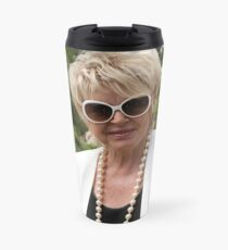 Gloria Hunniford  Travel Mug