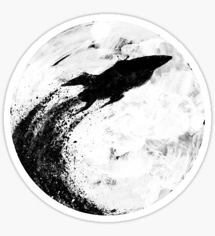 Midnight Delivery Sticker