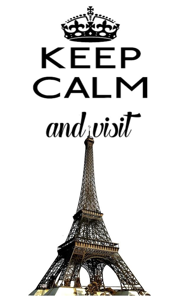 Eiffel Tower France Paris by leanne-marie93