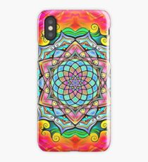 Mandala HD 2 iPhone Case