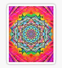 Mandala HD 2 Sticker