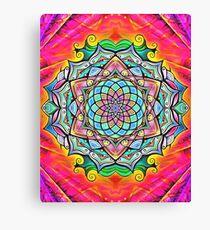 Mandala HD 2 Canvas Print