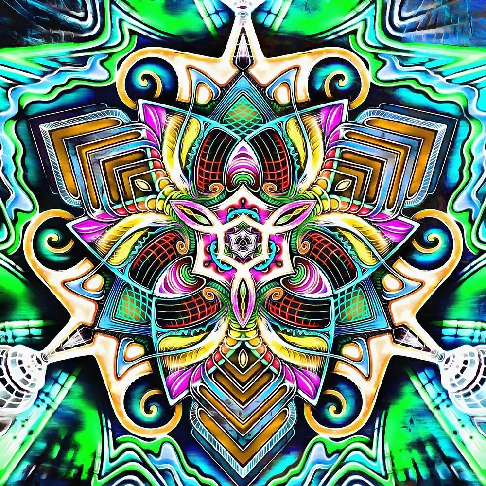 Mandala HD 4 by Master S P E K T R
