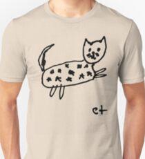 starry cat Unisex T-Shirt