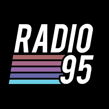 La t-shirt di Radio95! by radio95