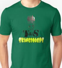 T&S Skateboards Unisex T-Shirt