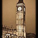 Big Ben - Houses of Parliament - London by gabriellaksz