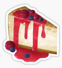 New York Cheesecake Sticker