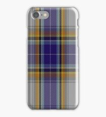 01576 Antarctic Tartan  iPhone Case/Skin