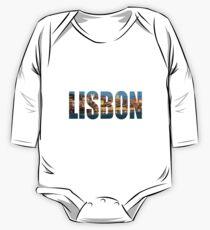 Lisbon One Piece - Long Sleeve