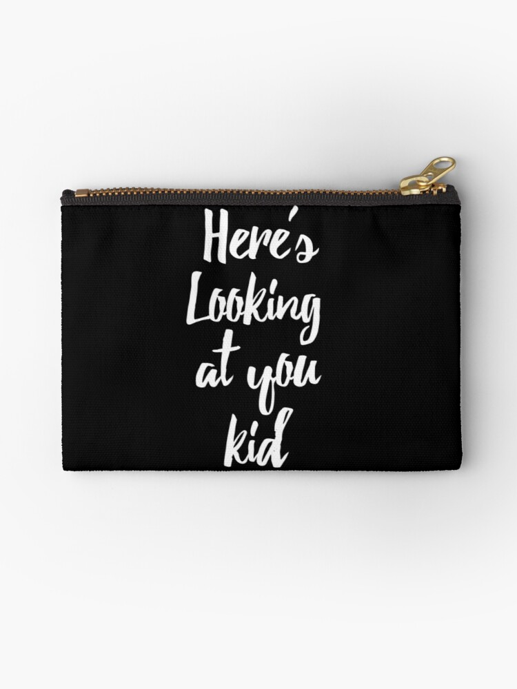 Here's Looking At You Kid by movie-shirts