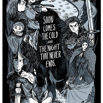Game of Thrones fanart #2 by Rattaspi