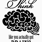 Think like you got a brain VRS2 by vivendulies