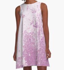Earth Sweat Design (Bodacious Color) A-Line Dress