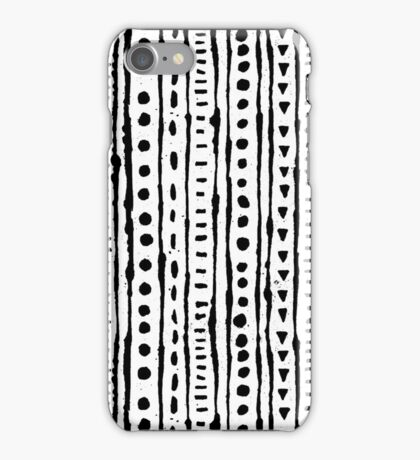 Ink Stripe iPhone Case/Skin