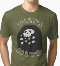 That's Nito Tri-blend T-Shirt