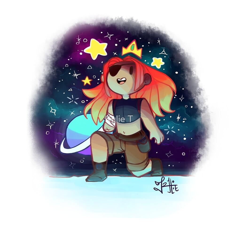 Space Princess by killingmask