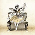 The Grasshopper's Fairy Princess  by TheIsidoreTarot