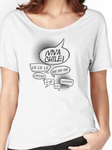 Chile Women's Relaxed Fit T-Shirt