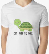 did i win the race, funny Animal T-Shirt