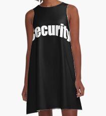 Security Novelties  A-Line Dress
