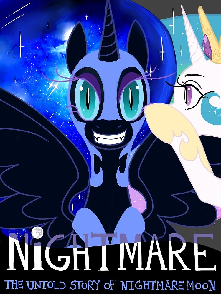 NIGHTMARE: A Wicked Homage by ryuredwings