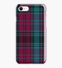 01550 Alma College Tartan iPhone Case/Skin