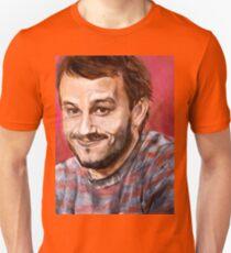 Smile on my face Unisex T-Shirt