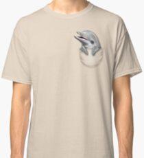 POCKET DOLPHIN Classic T-Shirt
