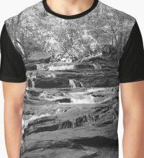 Granite Watercourse Graphic T-Shirt