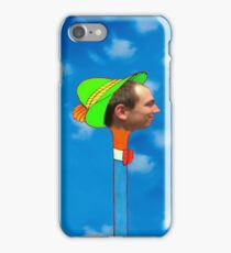 Busy Town Jenkins NWTS iPhone Case/Skin