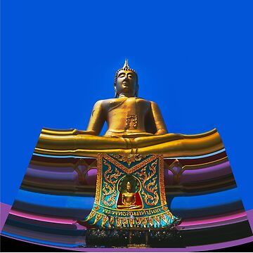 Big Buddha statue by bepi