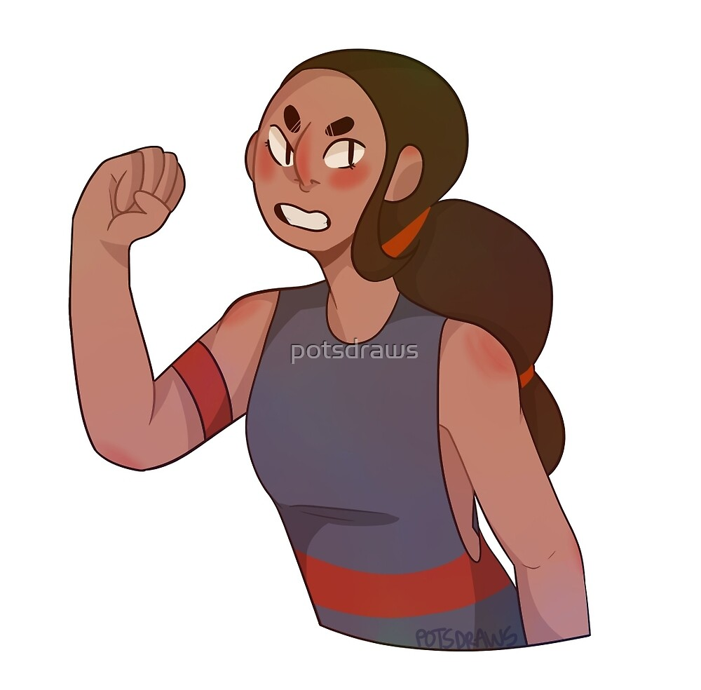 Connie - Steven Universe by potsdraws