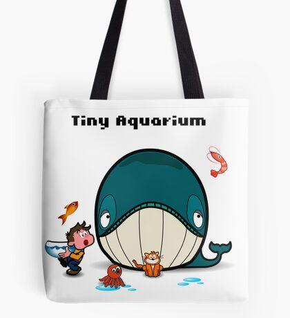 Tiny Aquarium Tote Bag