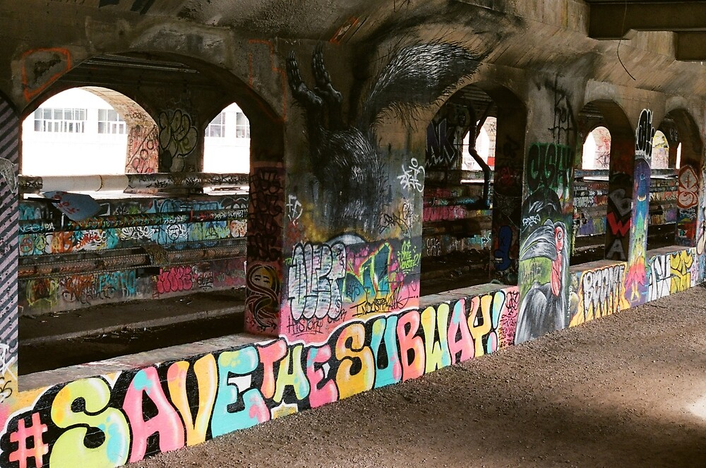Rochester Subway by byFiver