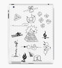 Halsey's Notes iPad Case/Skin