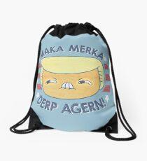IZ DURNAL TURMP ERMAHGERD!! Drawstring Bag