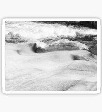 Water & Stone Sticker
