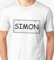 Simon's Sign T-Shirt