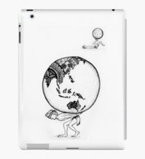 Weight of the World iPad Case/Skin