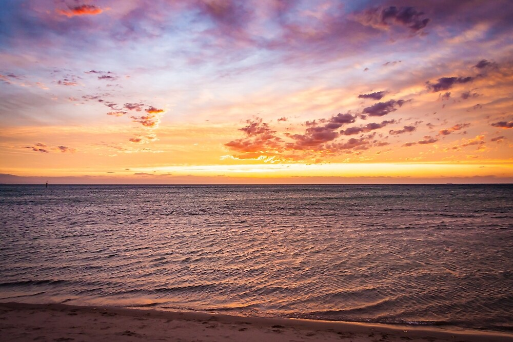 Pastel Sky by Neil O'Connor