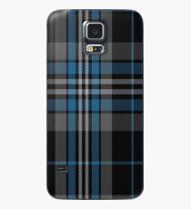 01612 Australian Police Tartan Case/Skin for Samsung Galaxy