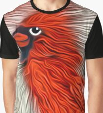 wild redbird Graphic T-Shirt