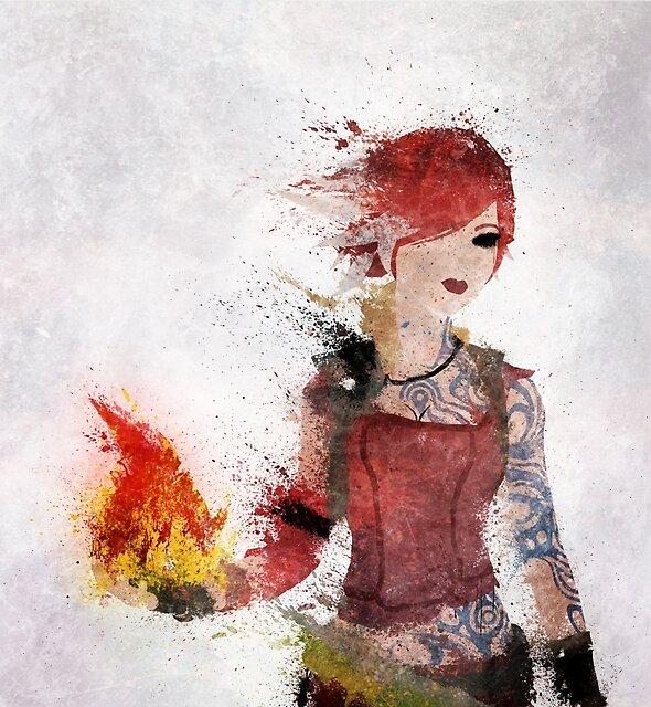 Flammen von melissa-smith