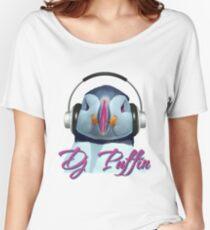 D J Puffin Women's Relaxed Fit T-Shirt
