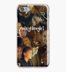WayHaught - Waverly Earp and Nicole Haught from Wynonna Earp iPhone Case/Skin