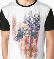 KanColle - Iowa Graphic T-Shirt