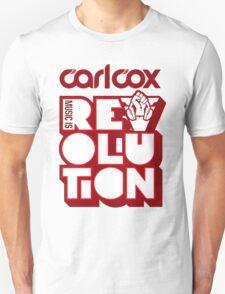 Carl Cox ~ Music is Revolution ~ Unisex T-Shirt