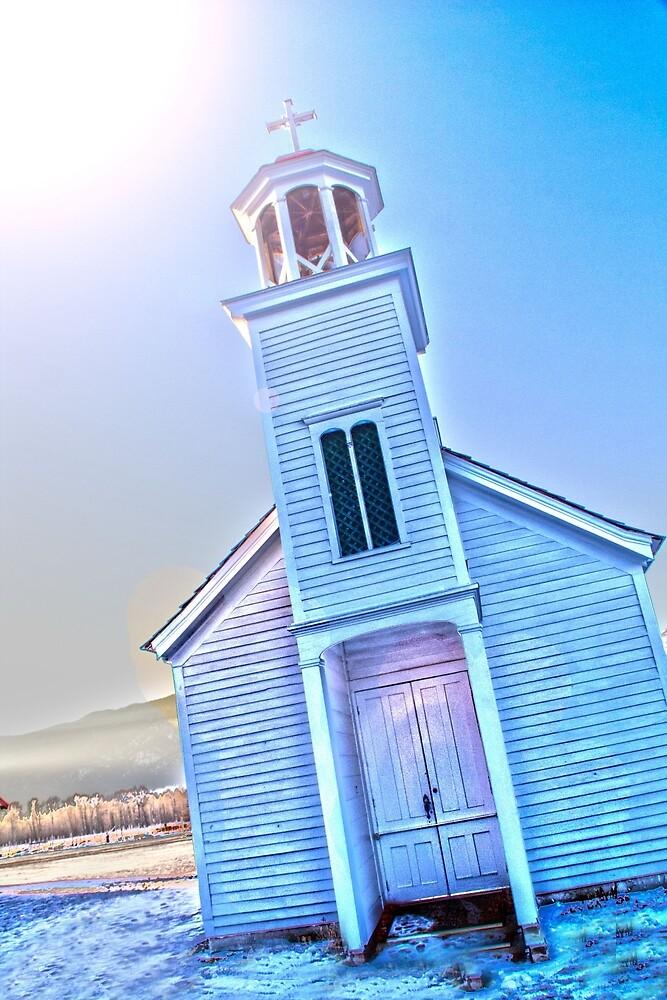Saint Mary's Stevensville, Montana  by beckam81
