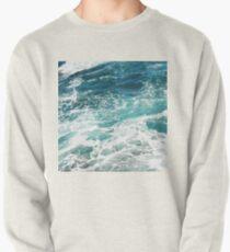 Blue Ocean Waves  Pullover
